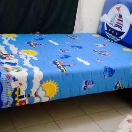 Spring bed 2 in 1 Elite 120 cm