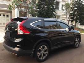 Honda CRV 2014 2.4 A/T - Hitam Terawat