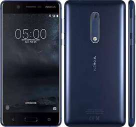 Nokia 5 4G VolTe Smartphone (with freebies) in well condition