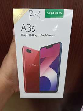 Oppo a3s 3/32 new
