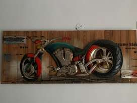 Large handmade photo