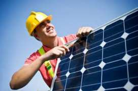 Electrician/solar technician