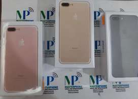 Sealed pack iPhone 7 Plus 128GB with warranty