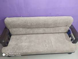 Wooden 3+2 sofa