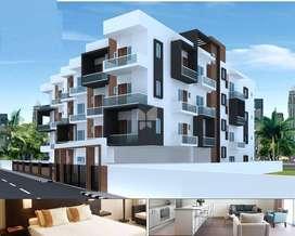 1.5 BHK flats near Thanisandra main road starts from 35 lacs