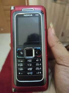 Nokia e90 communicator Rp. 1.500.000