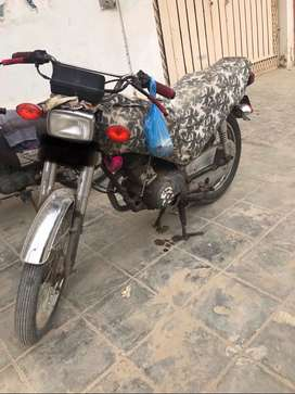 Honda CG125 for Sale - Condition 9/10.