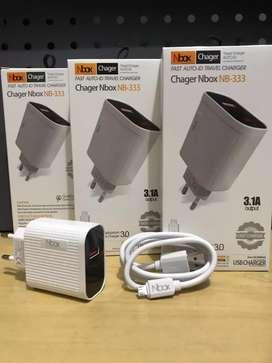 charger cas hp cepat-tc charger nbox nb333 qualcom-mikro-ngecas cepat