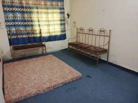 Furnished room for rent for single person .male / female