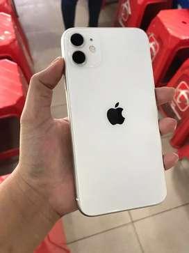 MASIH READY !! SECOND IPHONE 11 128 GB IBOX WHITE