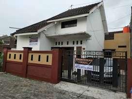 Jual Rumah di Prambanan, bisa Over Kredit