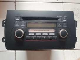 Audio Double Din Orisinil Suzuki Neo Baleno 2008