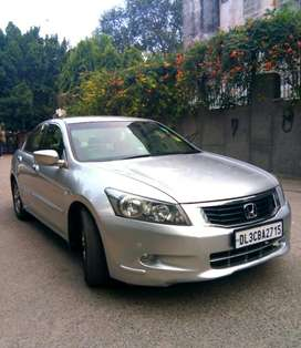 Honda Accord 2.4 Elegance MT, 2008, Petrol