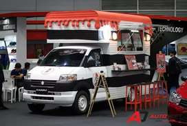Modifikasi Food Truck & Booth Container