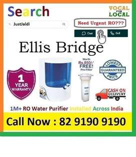 "Ellis Bridge RO Water Filter Water Purifier Dolphin COD 9L  Click ""Fol"