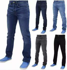(Pack of 5 pents) Jeans Side Pati pents simple pents