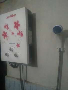 Lmjng jual Water Heater Gas Niko