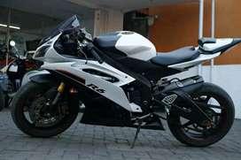 Yamaha R6 2011 low miles