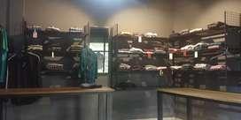 Mens clothing shop at Nilambur town