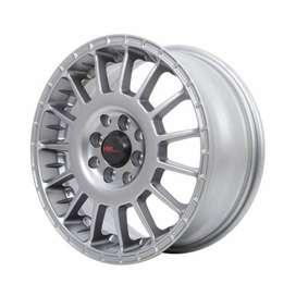 HSR-Arrow-JD803-Ring-15x65-H8x100-1143-ET45-Semi-Matte-Grey