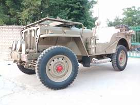 Willys Hunter open modified jeeps