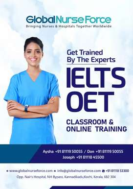 OET and IELTS coaching