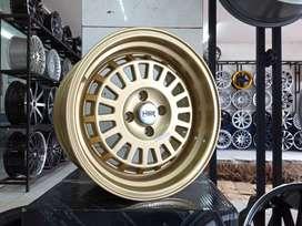 Velg Racing Hsr Madelana Ring 16 Pcd 8x100-114,3 Buat Vios