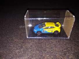 Box acrilic untuk 1 hot wheels