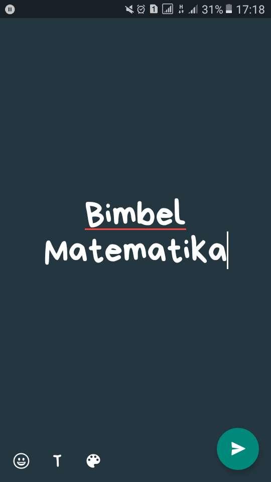 Bimbel Matematika 0