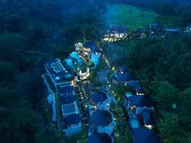 Dijual Hotel Resort Mewah Tegallang Ubud Gianyar