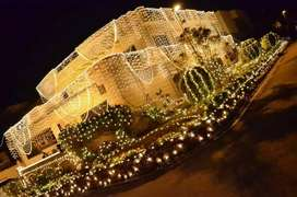 Home Light Decoration, Tent Service & Catering Service..