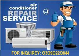 AC Installation & Maintenance Services 24/7
