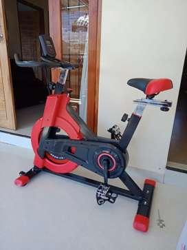 Import sepeda statis spinning bike