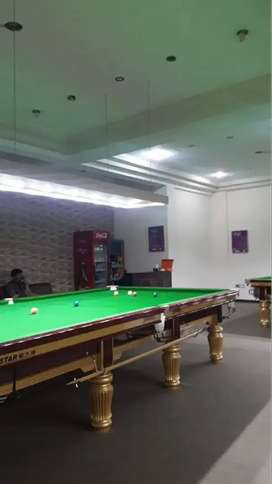 Star snooker table 6×12 size