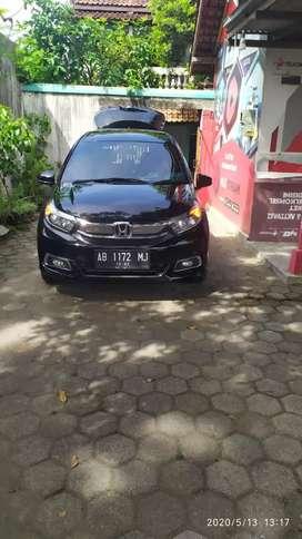 Jual Honda Mobilio Oper Kredit tipe S upgrade E