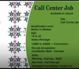 Jobs in call center for students