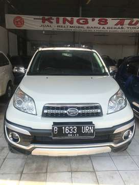 Daihatsu Terios TX Adventure 2014 AT