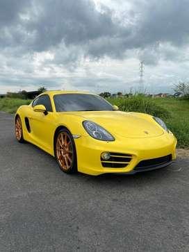Di Jual Porsche Cayman Tahun 2013