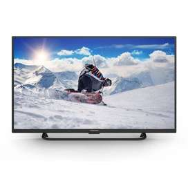 Silk Design in 32inch smart TV with Warranty and Easy EMI