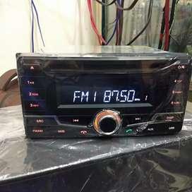 Headunit Standar Toyota Sigra seri CMB-4250-FB CD MP3 USB AUX Blotooth