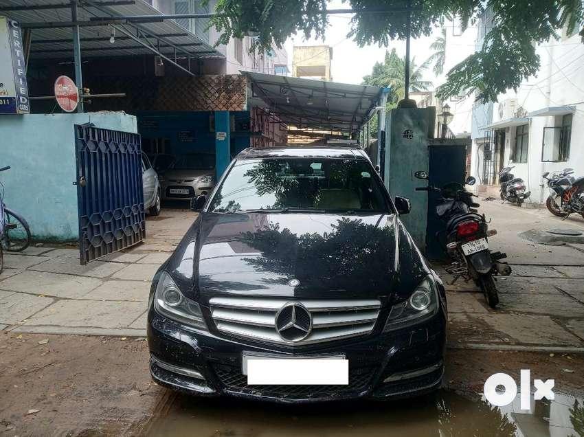 Mercedes-Benz C-Class C220 CDI, 2013, Diesel 0