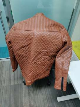 New Leather jacket (unused)