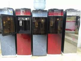 WATER dispensers with fridge.
