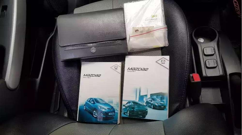 Mazda 2 SPORT AT (Matik) Tahun 2012 Kondisi Sangat Prima dan Terawat  Bandung Kota
