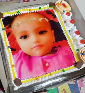 Picture Cake From Ahmed Bakery Fresh Cream Picture Cake For your Event