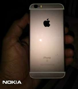 Iphone 6s Rose Gold 16 GB Mint Condition PTA approved