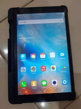Tablet Advan i10 Fullset No Minus Ber-Bonus