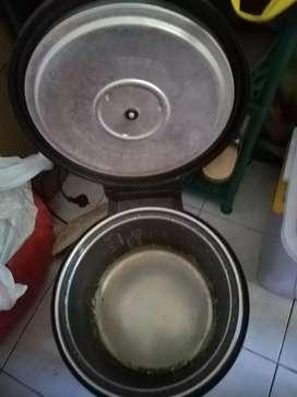 Jual masak nasi yongma 25 ltr bekas