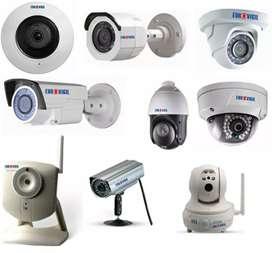 CCTV camera aapke budjet me lagane ke liye contact karen