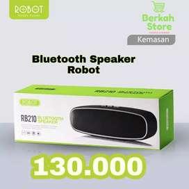 ROBOT Speaker Active Bluetooth Support , Flashdisk&MicroSD